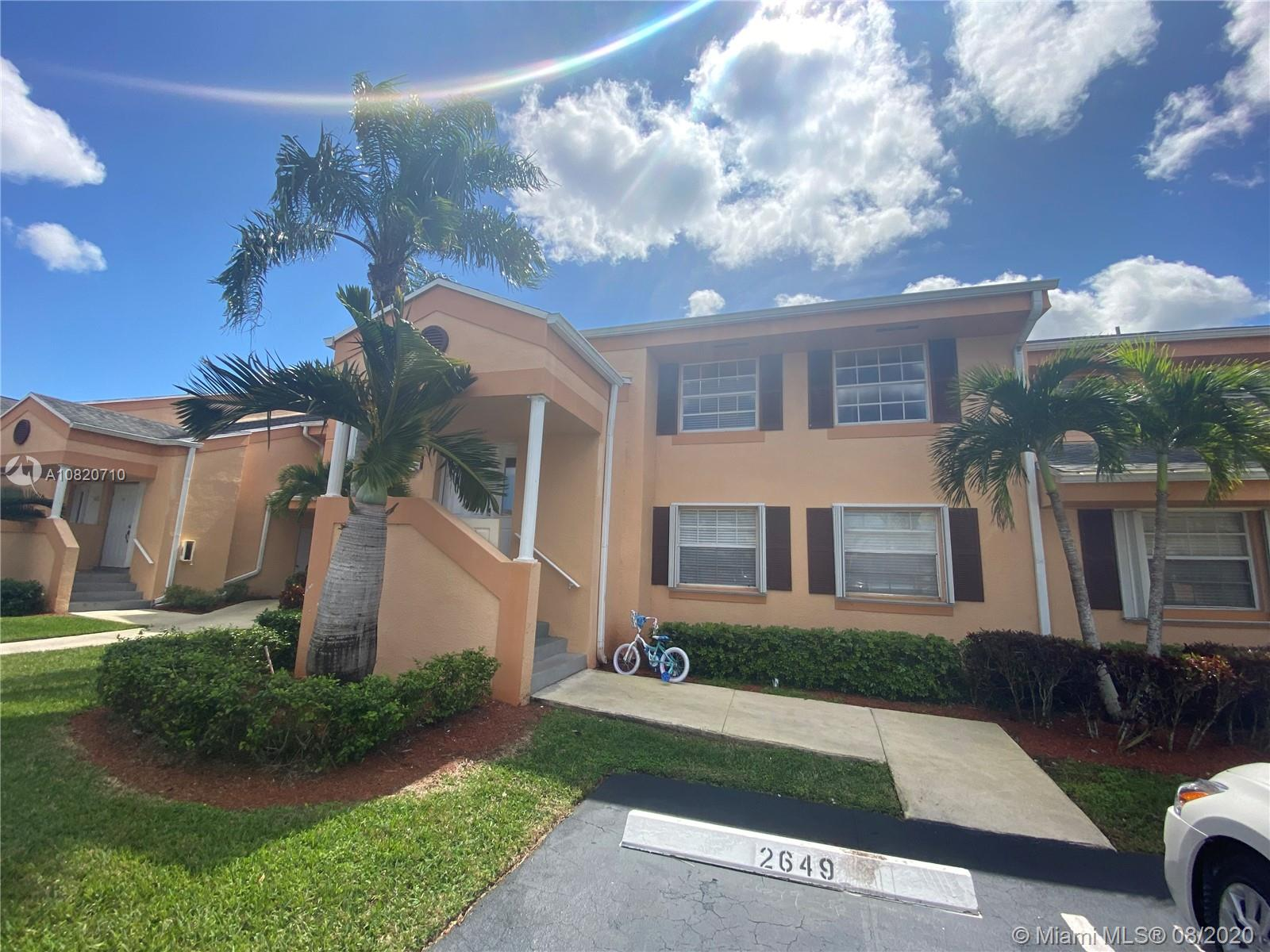 2650 SE 19th Ct #206-D For Sale A10820710, FL