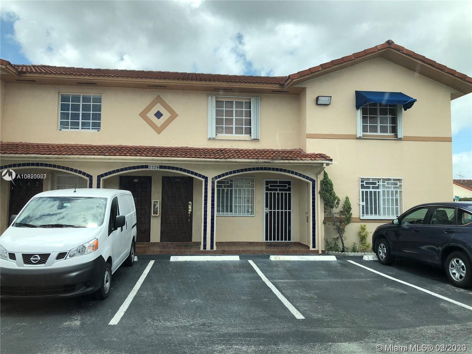 2228 W 74th St #201-13 For Sale A10823067, FL