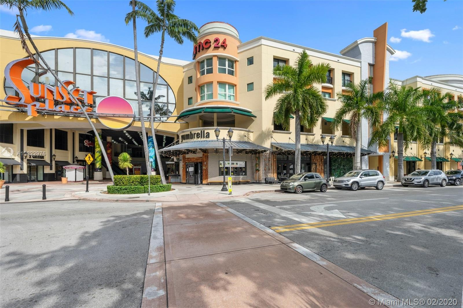 5725  Sunset Dr #5725 For Sale A10822976, FL