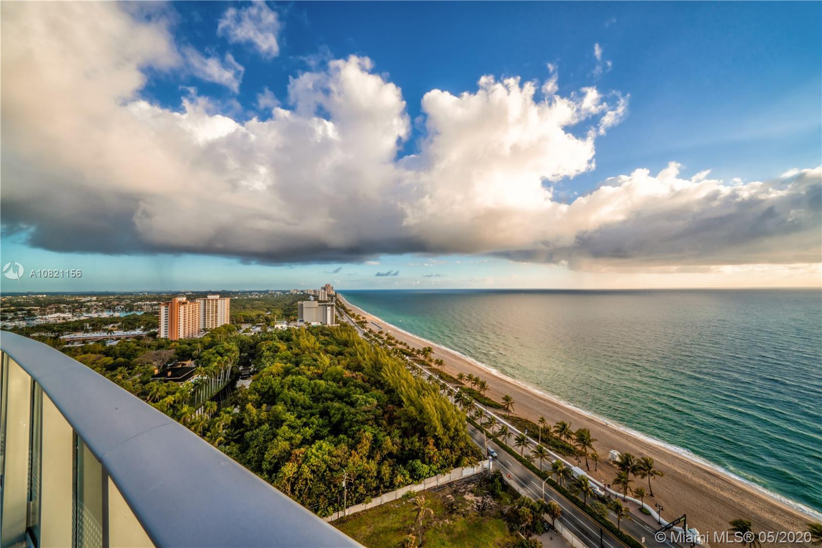 701 N Fort Lauderdale Beach Blvd #PH1802 For Sale A10821156, FL
