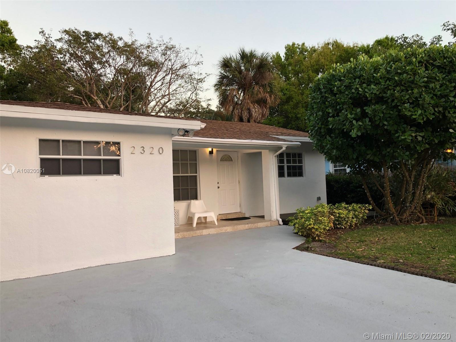 2320 SW 18th Ave  For Sale A10820051, FL