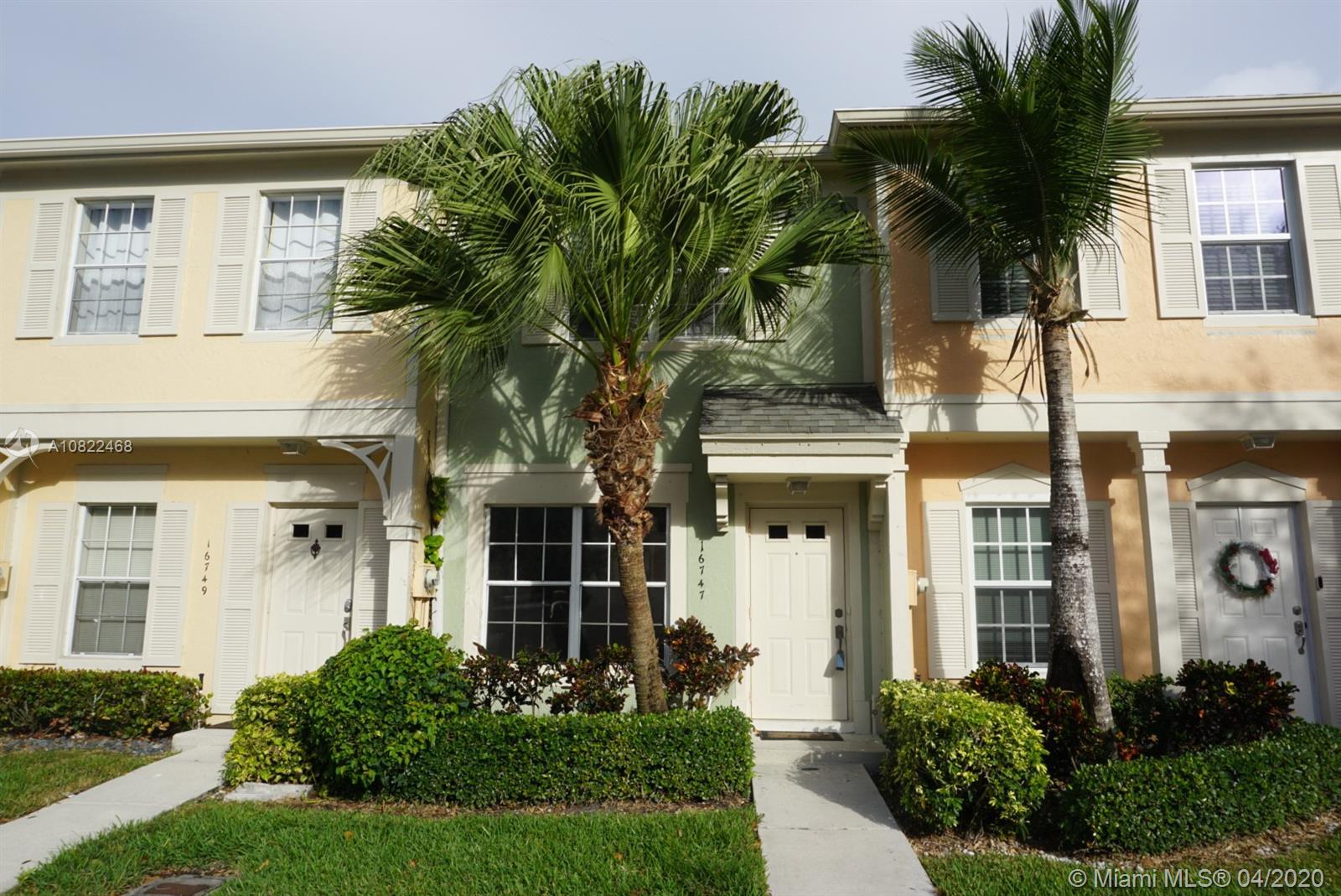 16747  Hemingway Dr  For Sale A10822468, FL