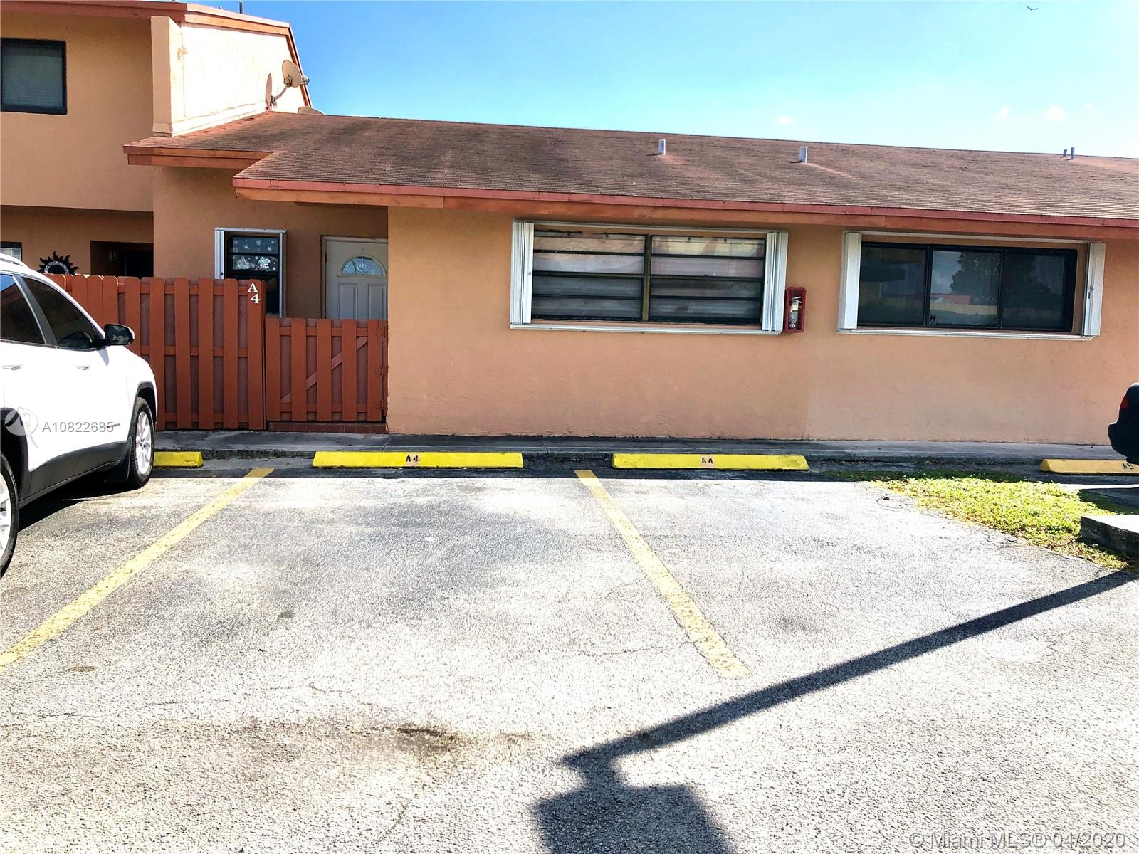 1030 SW 87th Ave #A4 For Sale A10822685, FL