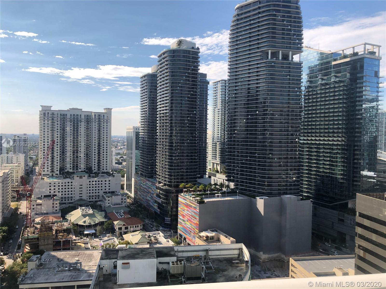 951  Brickell Ave #2803 For Sale A10823354, FL