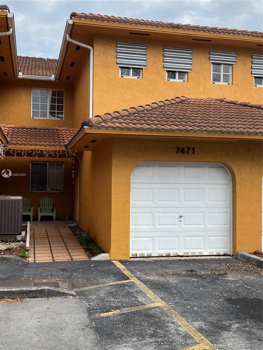 7471 NW 174th Ter #7471 For Sale A10822424, FL