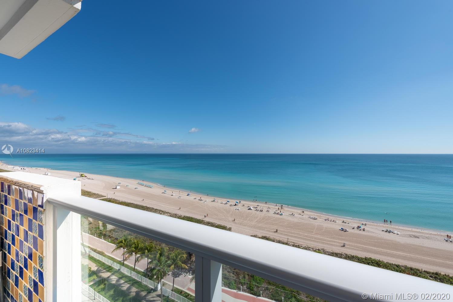5601  Collins Ave #1208 For Sale A10823414, FL
