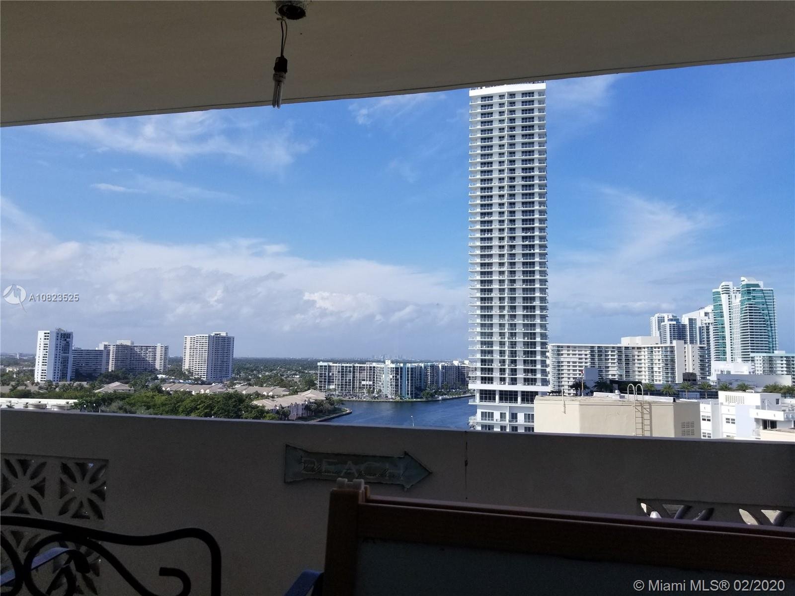 1833 S Ocean Dr #1607 For Sale A10823525, FL