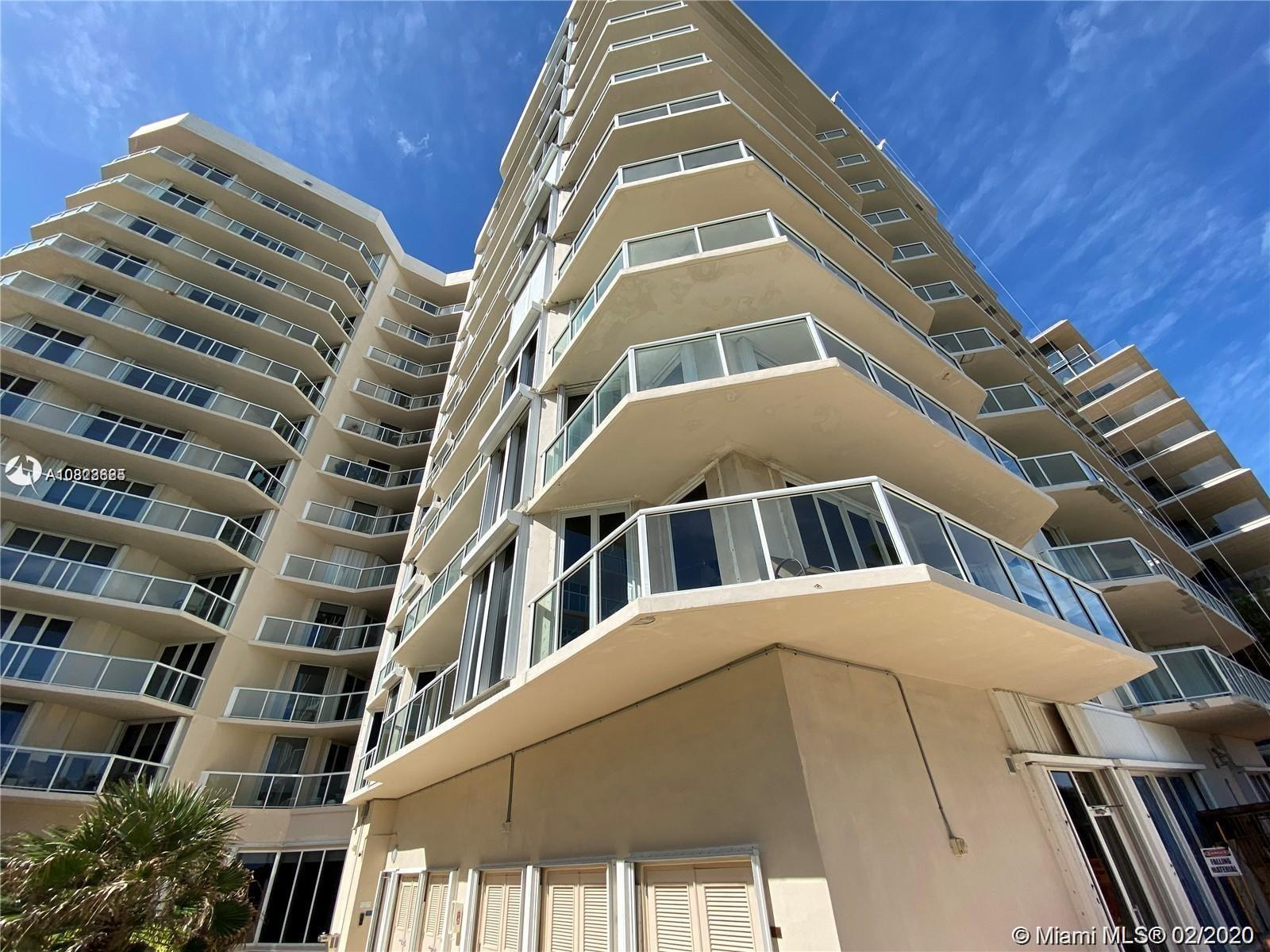 8925  Collins Ave #9F For Sale A10823625, FL