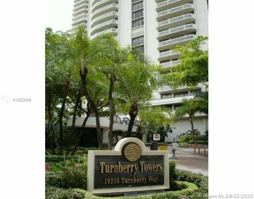 19355  Turnberry Way #26E For Sale A10823665, FL