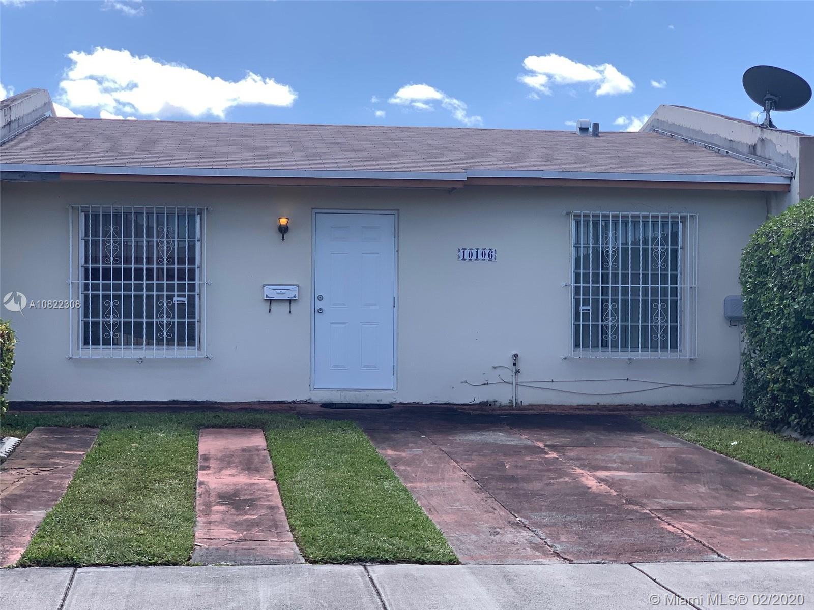 10106 SW 23rd St  For Sale A10822308, FL