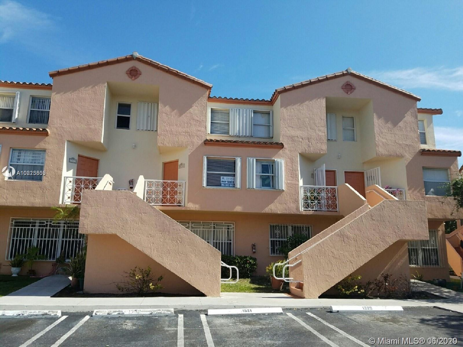 1322 NW 24th Ave #1322 For Sale A10823809, FL