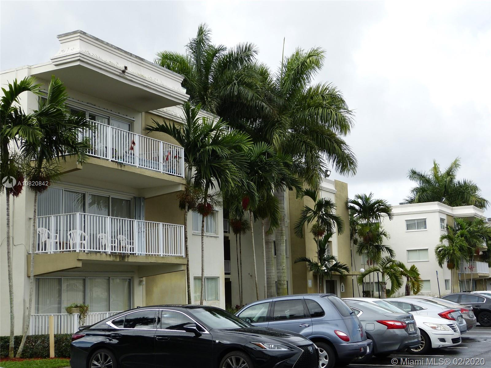7737 N Kendall Dr #C303 For Sale A10820842, FL