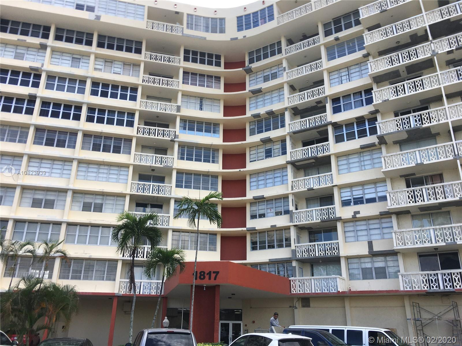 1817 S Ocean Dr #219 For Sale A10823939, FL