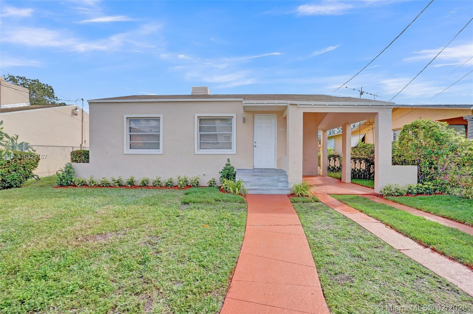 1374 NW 55th Ter  For Sale A10823157, FL