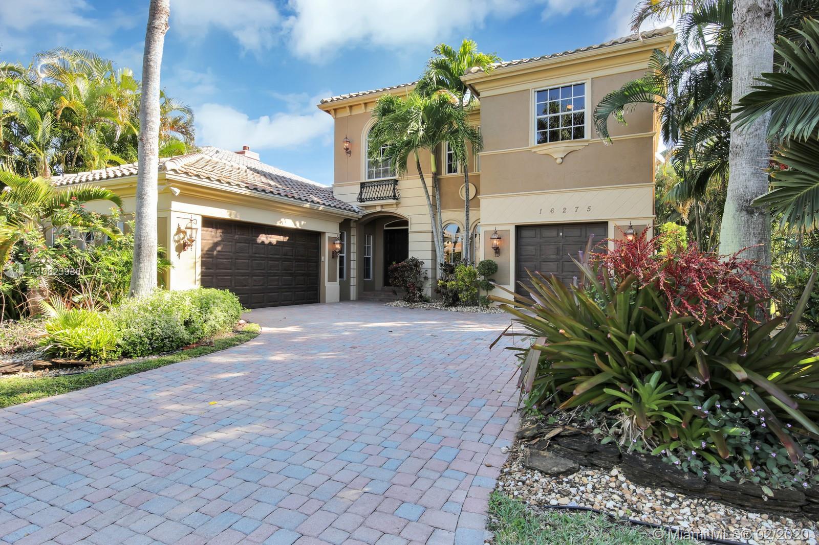 16275  Bristol Pointe Dr  For Sale A10823986, FL