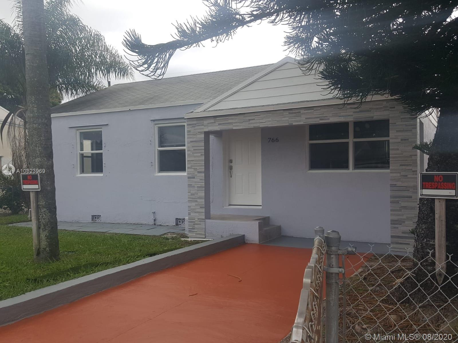 766 NW 74th St  For Sale A10823969, FL