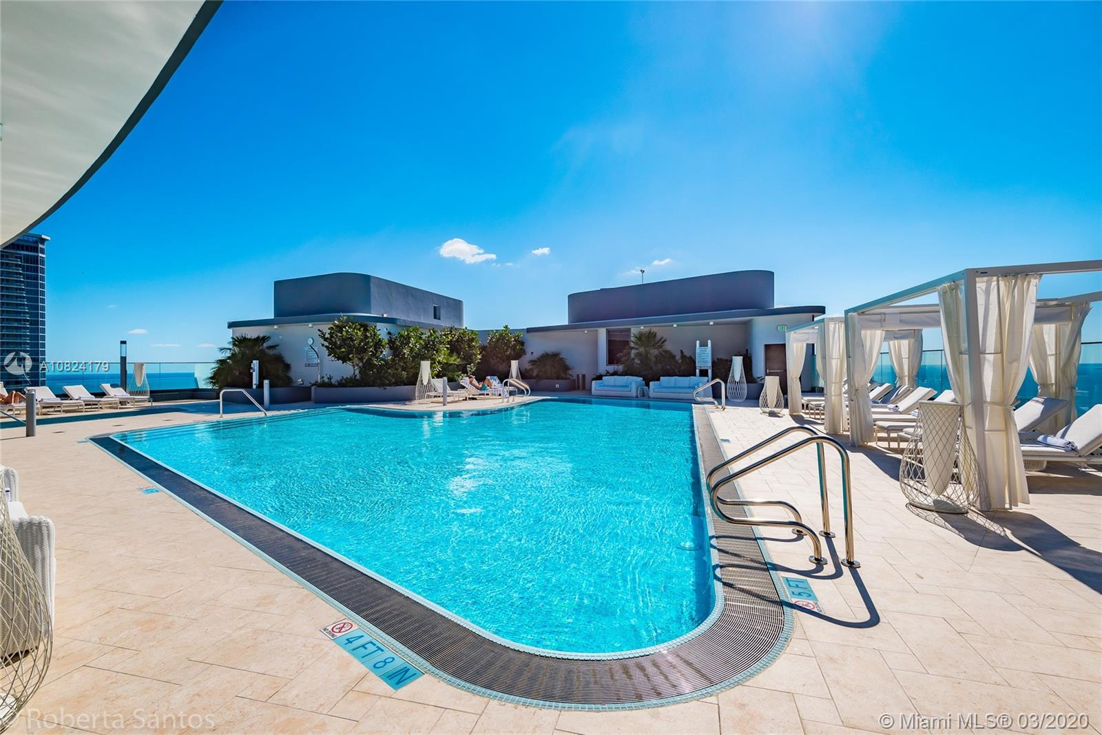 1000  Brickell Plaza #4509 For Sale A10824179, FL