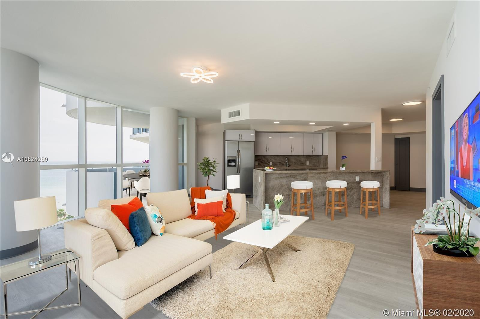 6301  Collins Ave #1207 For Sale A10824269, FL