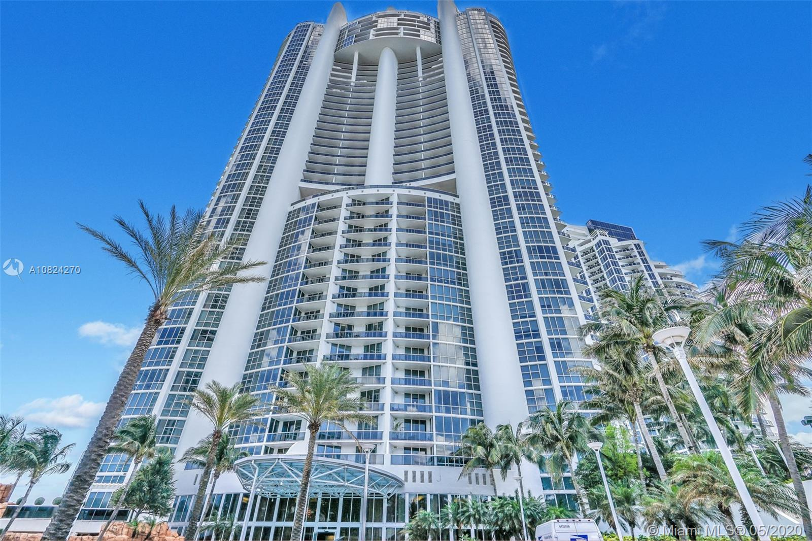 18101  Collins Ave #5107 For Sale A10824270, FL