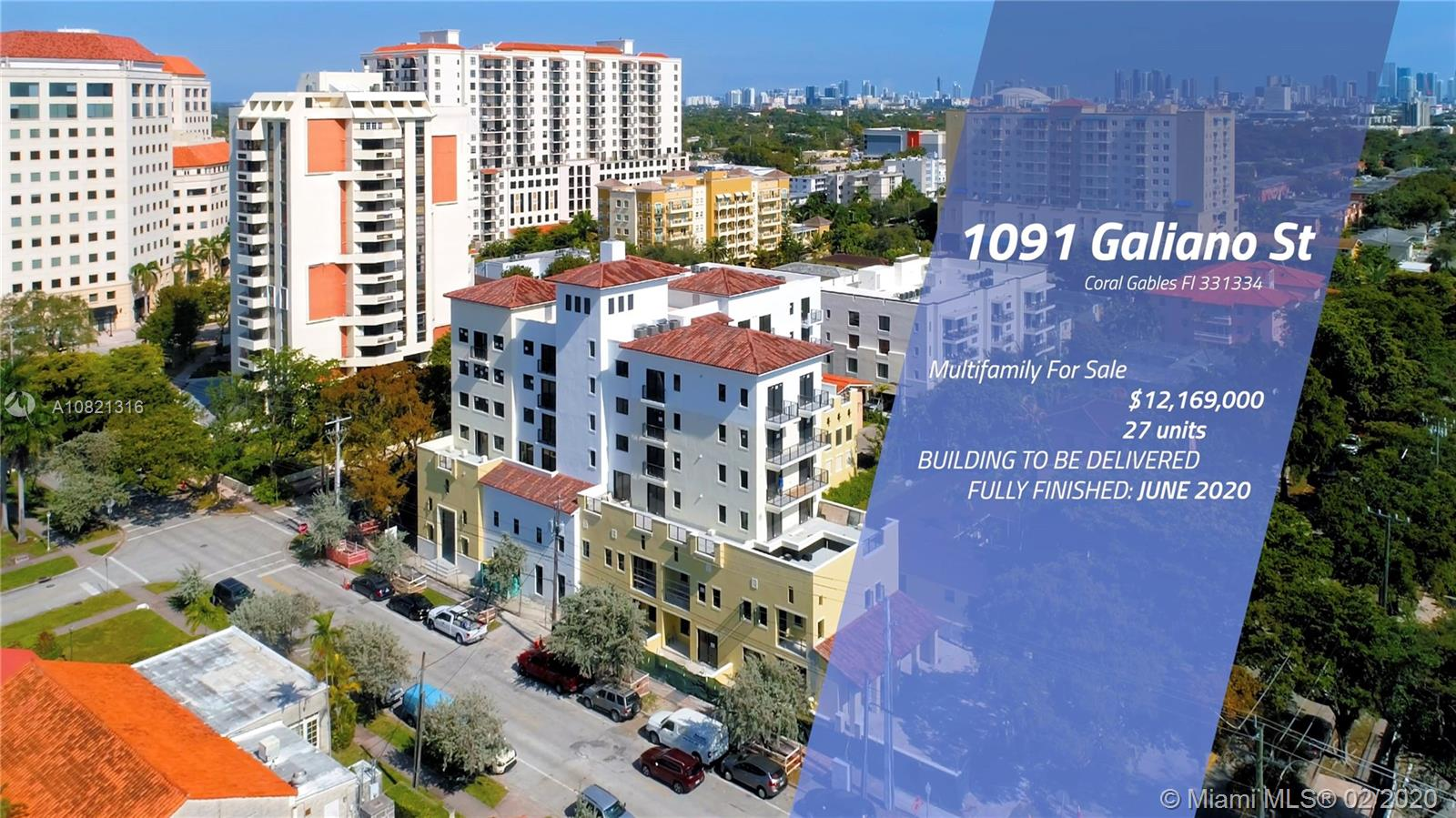 1091 Galiano St, Coral Gables, FL 33134