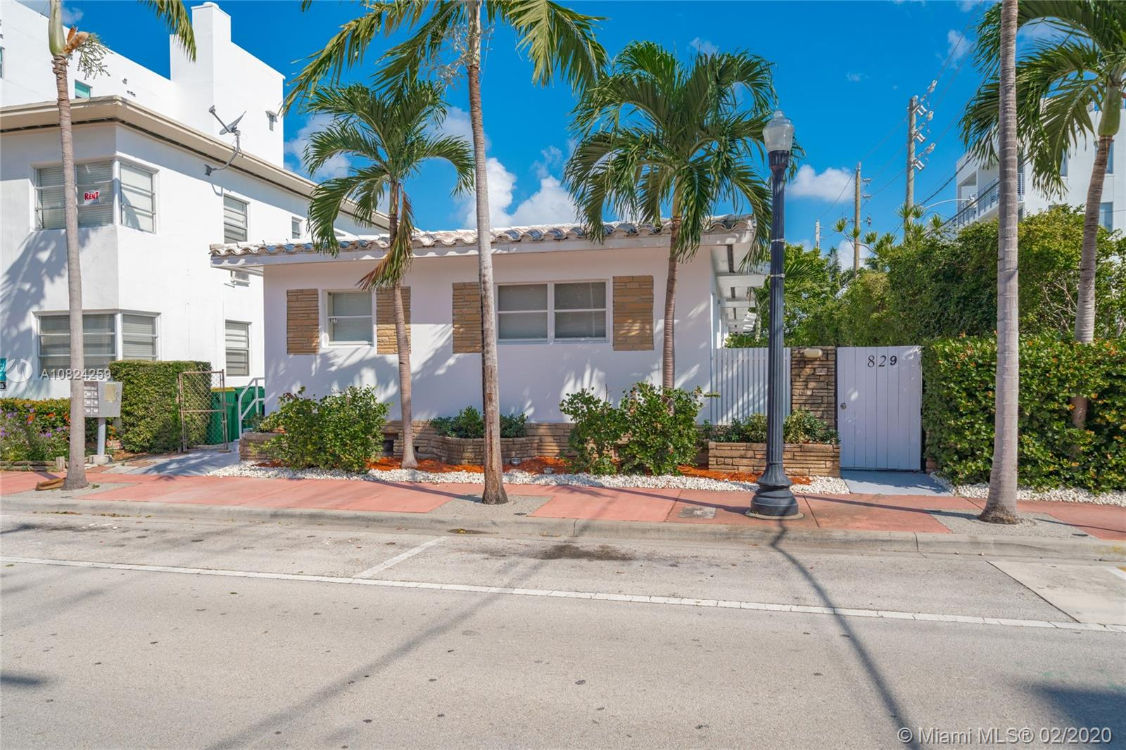 829  4th St  For Sale A10824259, FL