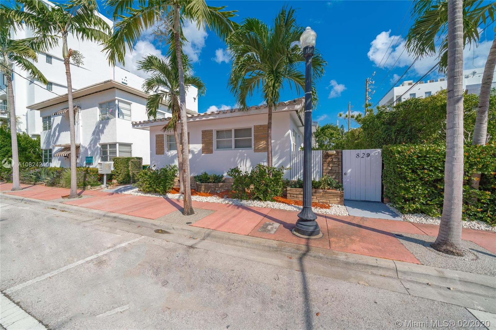 829  4th St  For Sale A10824240, FL