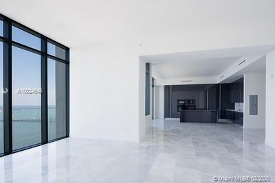 LIVING IN A UNIQUE AND CUSTOMIZED HIGH-END RISE LOWER PENTHOUSE WITH FINE FINISHINGS AND AMAZINGS VIEWS TO THE BAY OF MIAMI, FISHER ISLAND, KEY BISCAYNE AND SOUTH POINTE IS A REAL MUST AND LOCATION IS A PART OF IT. GLAMOROUS HIGH CEILING UNIT WITH A SPACIOUS LIVING SOCIAL AREA, SUMMER KITCHEN THAT INCLUDES GRILL, WINE COOLER AND JACUZZI IS ALL MADE FOR FULL COMFORT. FULLY FINISHED 3 BEDROOMS AND 3 BATHROOMS OFFERS LUXURY LIFESTYLE WITH AN IMPRESIVE BRICKELL SKYLINE VIEW. AMAZING AMENITIES THAT INCLUDES TWO POOLS WITH 5 STAR HOTEL SERVICE, LATEST TECH SPA AND GYM. 24 HRS CONCIERGE SERVICE. IT'S LIKE LIVING IN THE STARS FOR A REAL STAR. BRING YOUR CLIENTS, THEY WON'T BE DISAPOINTED. LIVING AREA SQ 2.293. TOTAL AREA SQ 3,289.