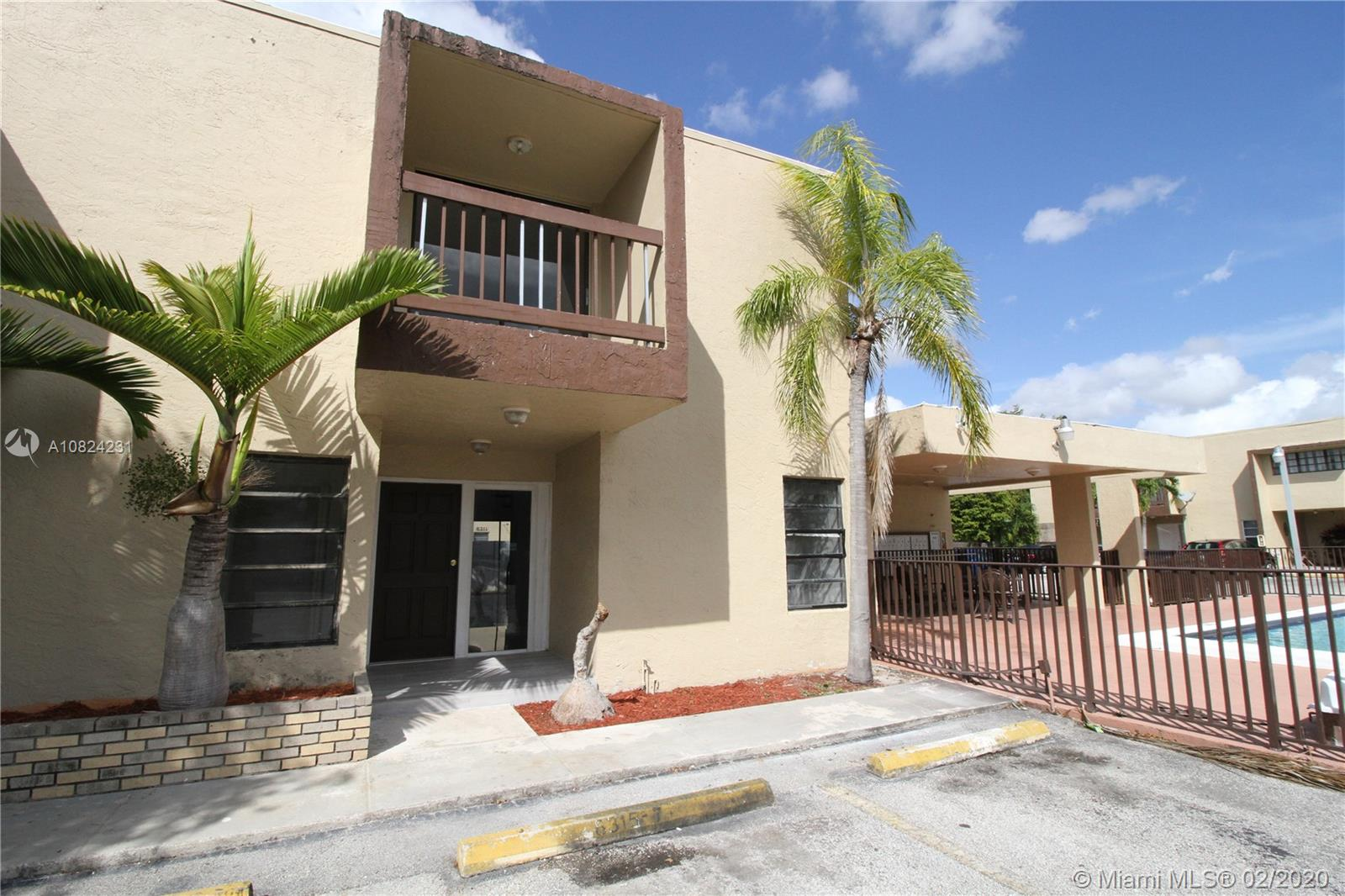 6315 SW 138th Ct #6315-7 For Sale A10824231, FL