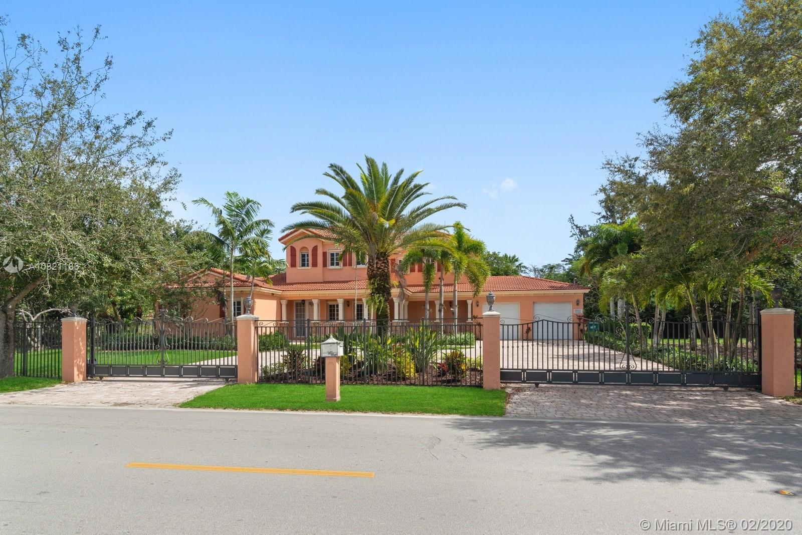 32705 SW 202nd Ave  For Sale A10821183, FL