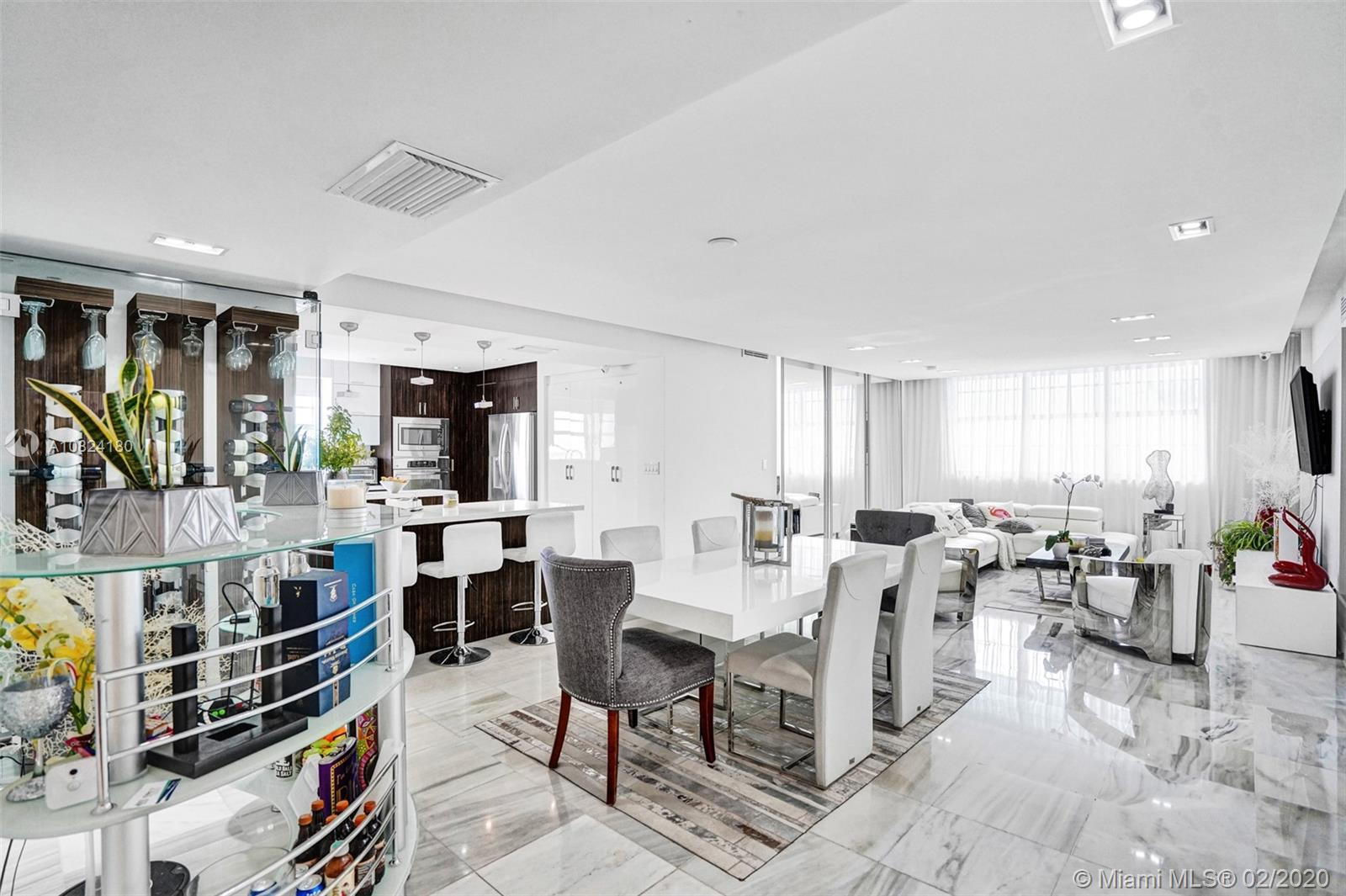 5825  Collins Ave #2G For Sale A10824180, FL