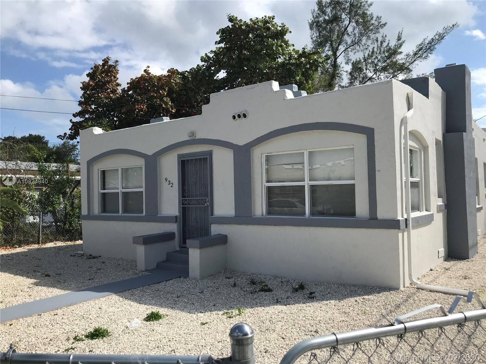 932 NW 70th St  For Sale A10824940, FL