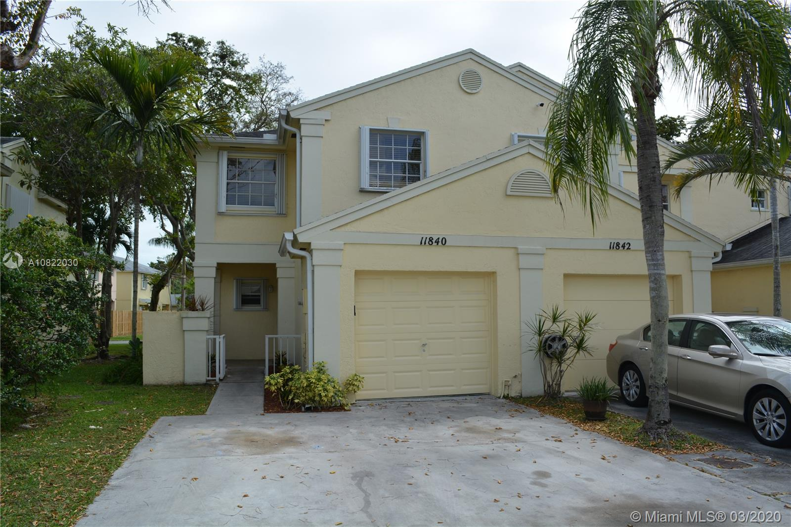 11840 SW 100th St  For Sale A10822030, FL