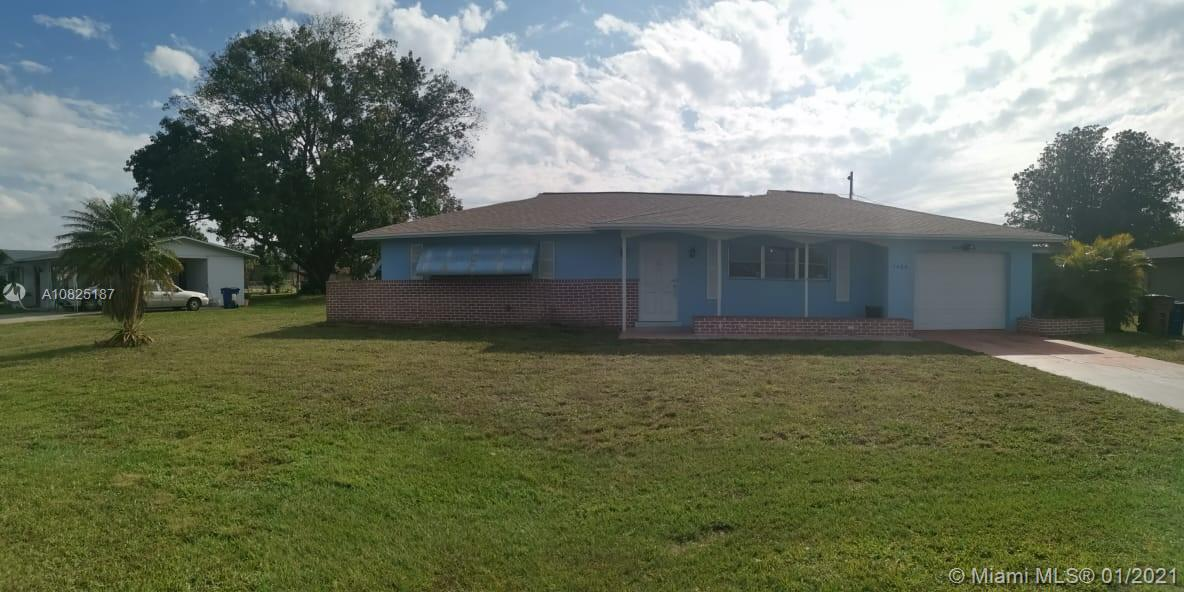 1404 GRANDALE STREET, Lehigh Acres, FL 33936