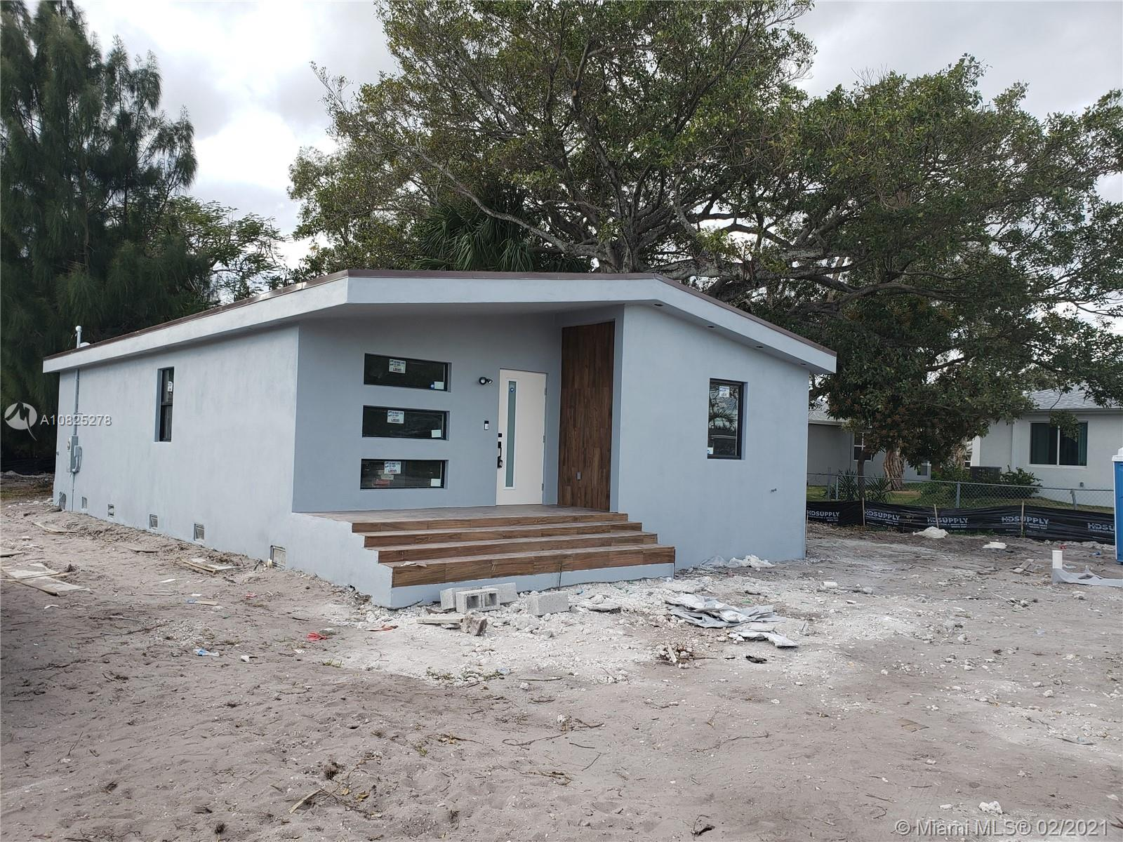 BRAND NEW SINGLE FAMILY HOME WILL CONSIST OF AN OPEN FLOOR PLAN LAYOUT WITH 3 BEDROOMS 2 BATHROOMS,PATIO, IMPACT WINDOWS, SMART HOME FEATURES AND MANY MORE FEATURES!THIS AMAZING LOCATION, WALK TO SCHOOL, RESTAURANTS, SHOPPING, PARKS & MORE.  1,400 SQ FT