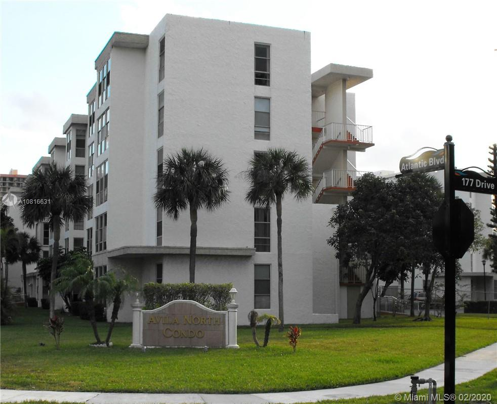 17620  Atlantic Blvd #217 For Sale A10816631, FL