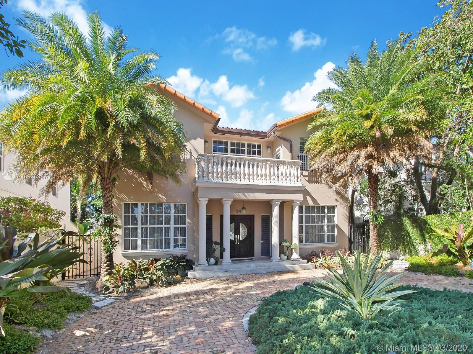 34 SW 22nd Rd  For Sale A10823817, FL