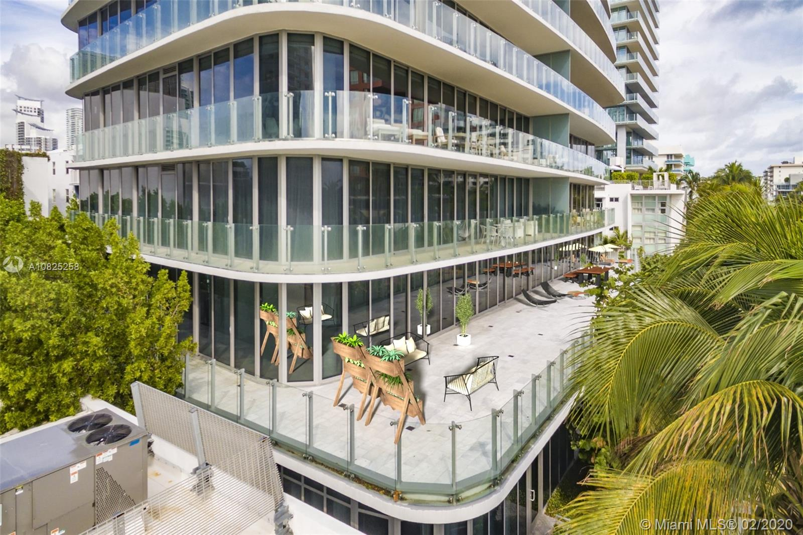 1  Collins Ave #207 For Sale A10825258, FL