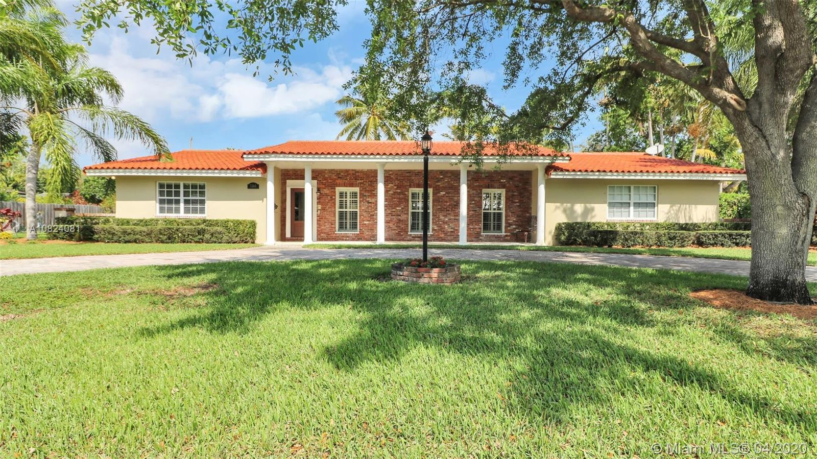 7265 SW 109th Ter  For Sale A10824081, FL