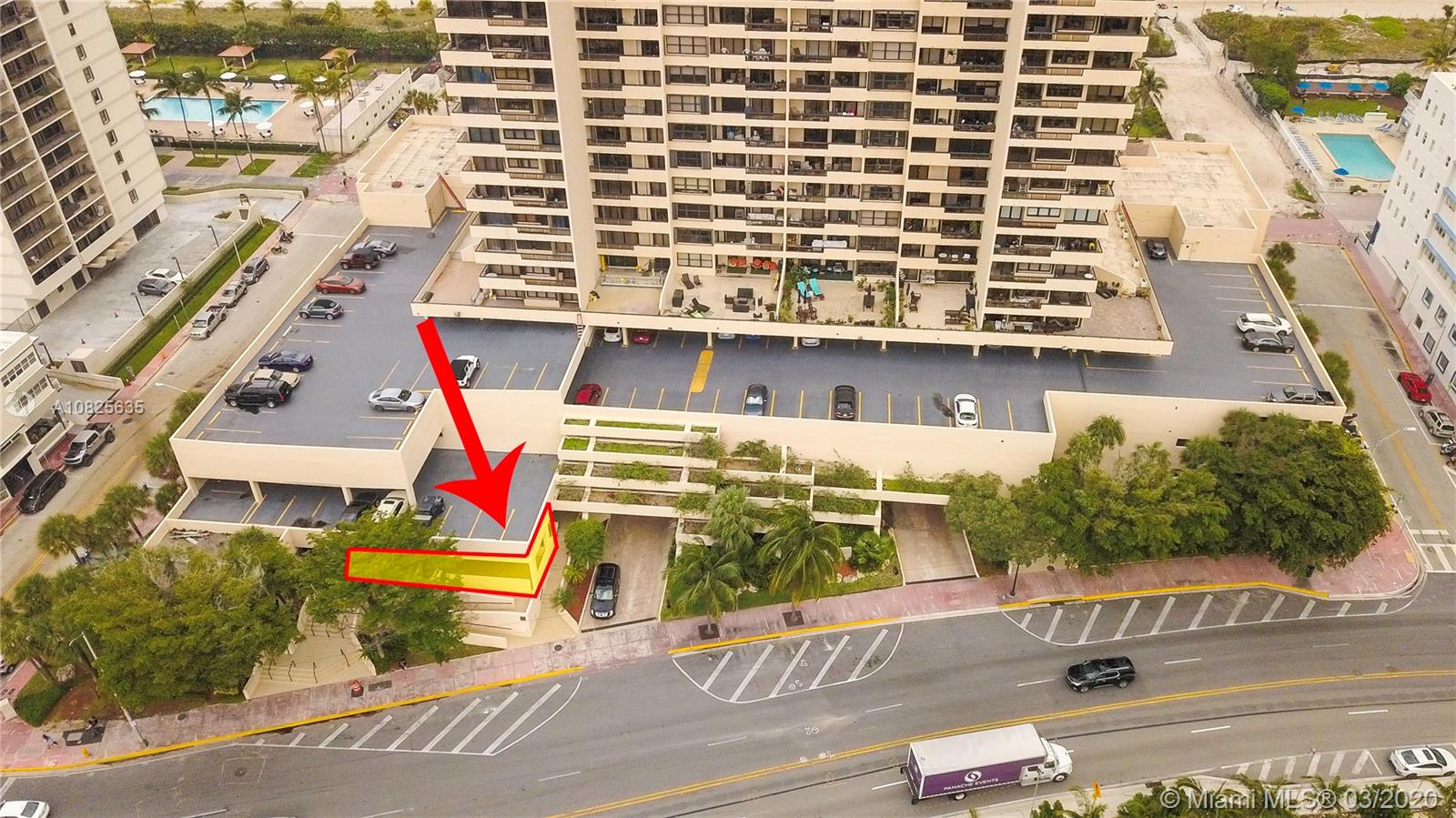 2555  Collins Ave #C-7 For Sale A10825635, FL