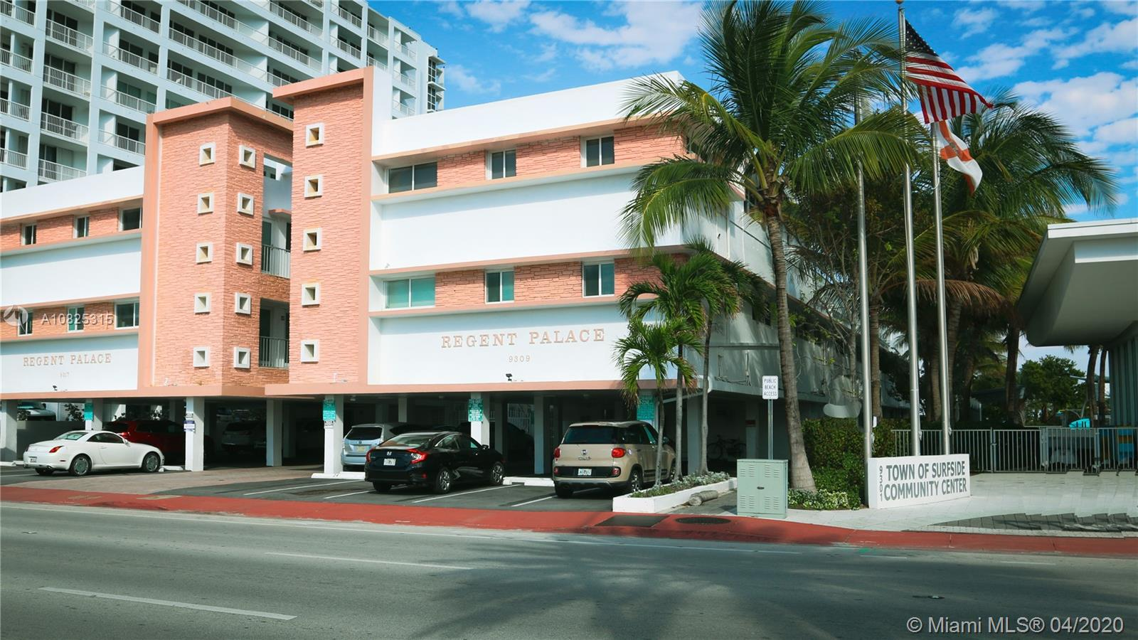 9317  Collins Ave #25 For Sale A10825315, FL