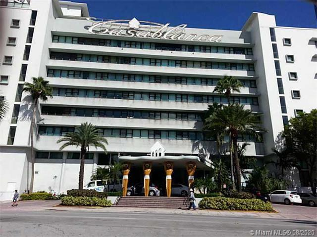 6345  Collins Ave #541 For Sale A10825831, FL