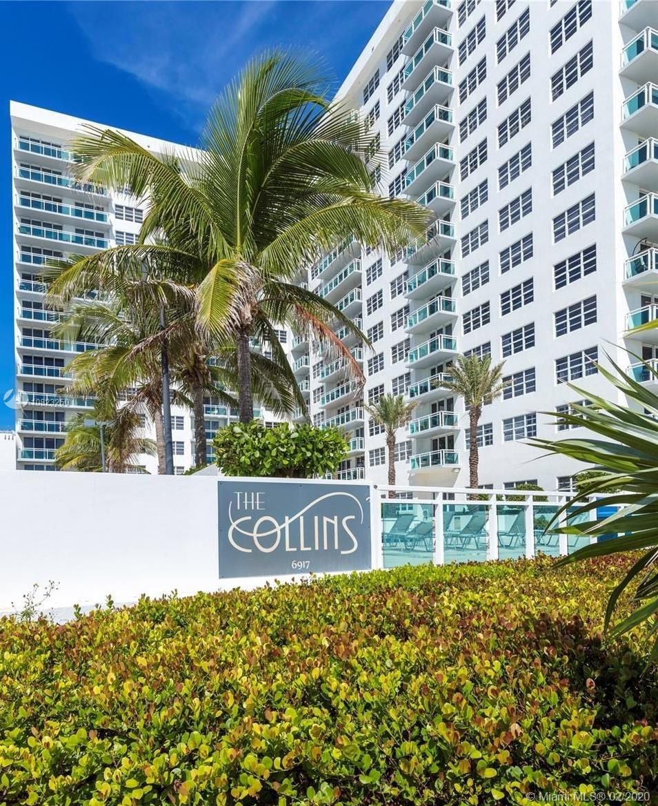 6917  Collins Ave #607 For Sale A10823250, FL