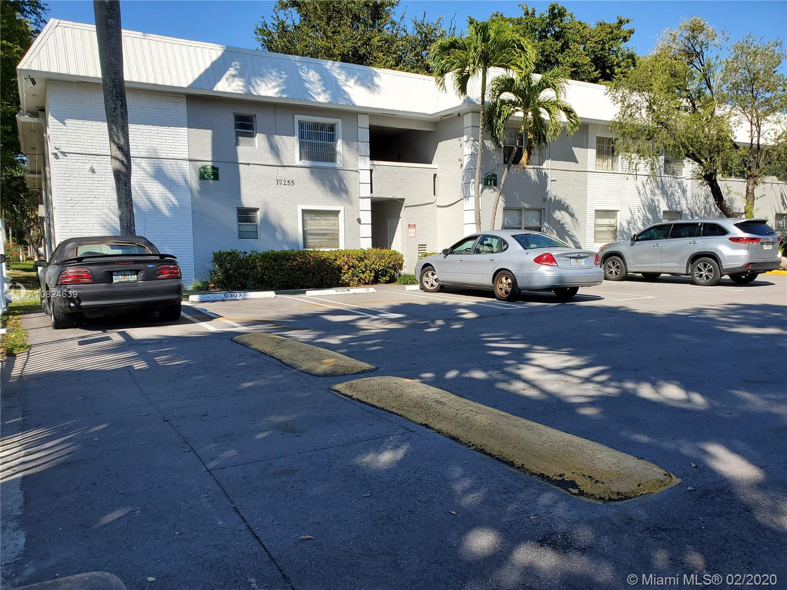 17255 SW 95th Ave #210 For Sale A10824639, FL