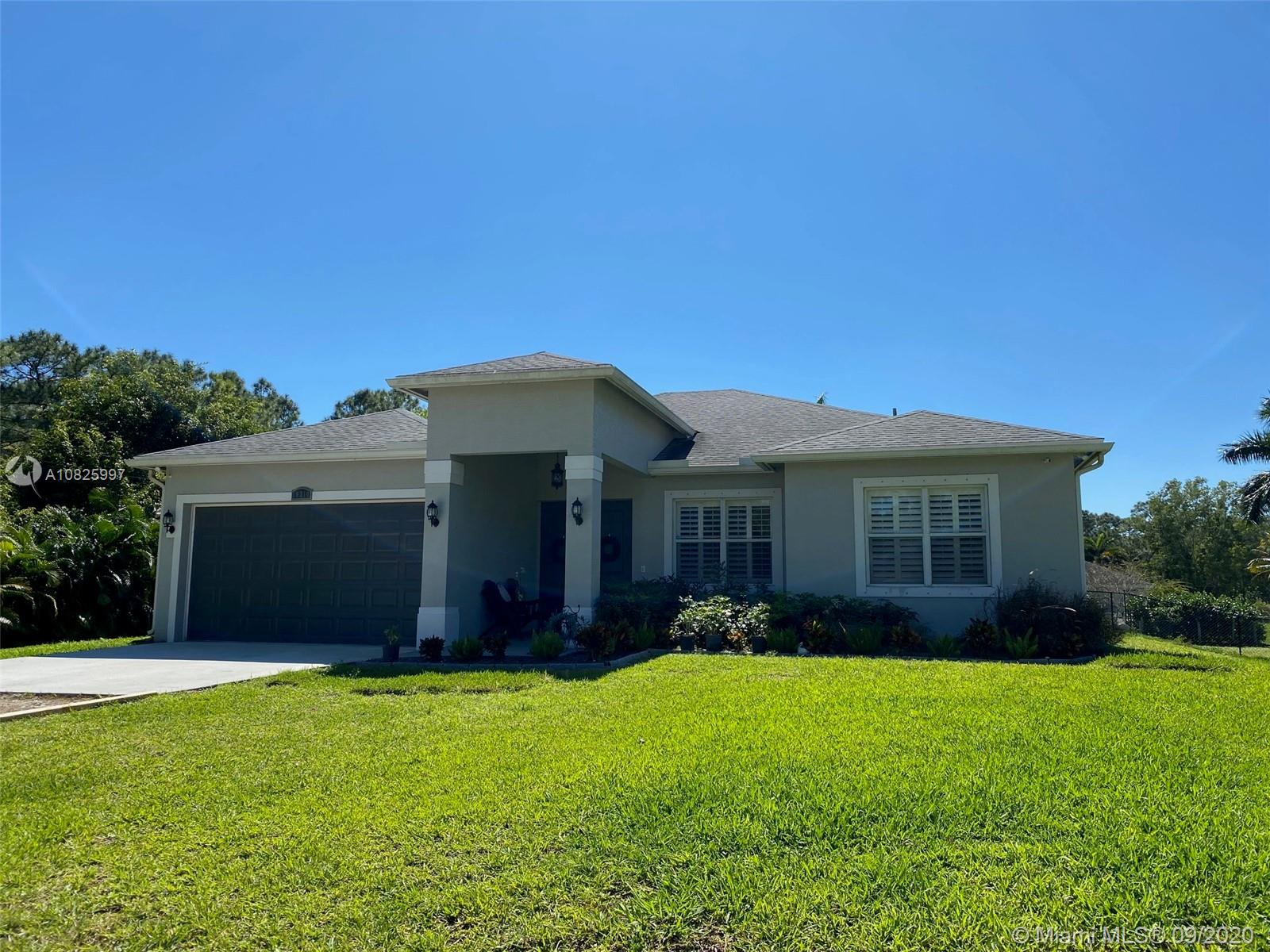 18310  42nd Rd N  For Sale A10825997, FL