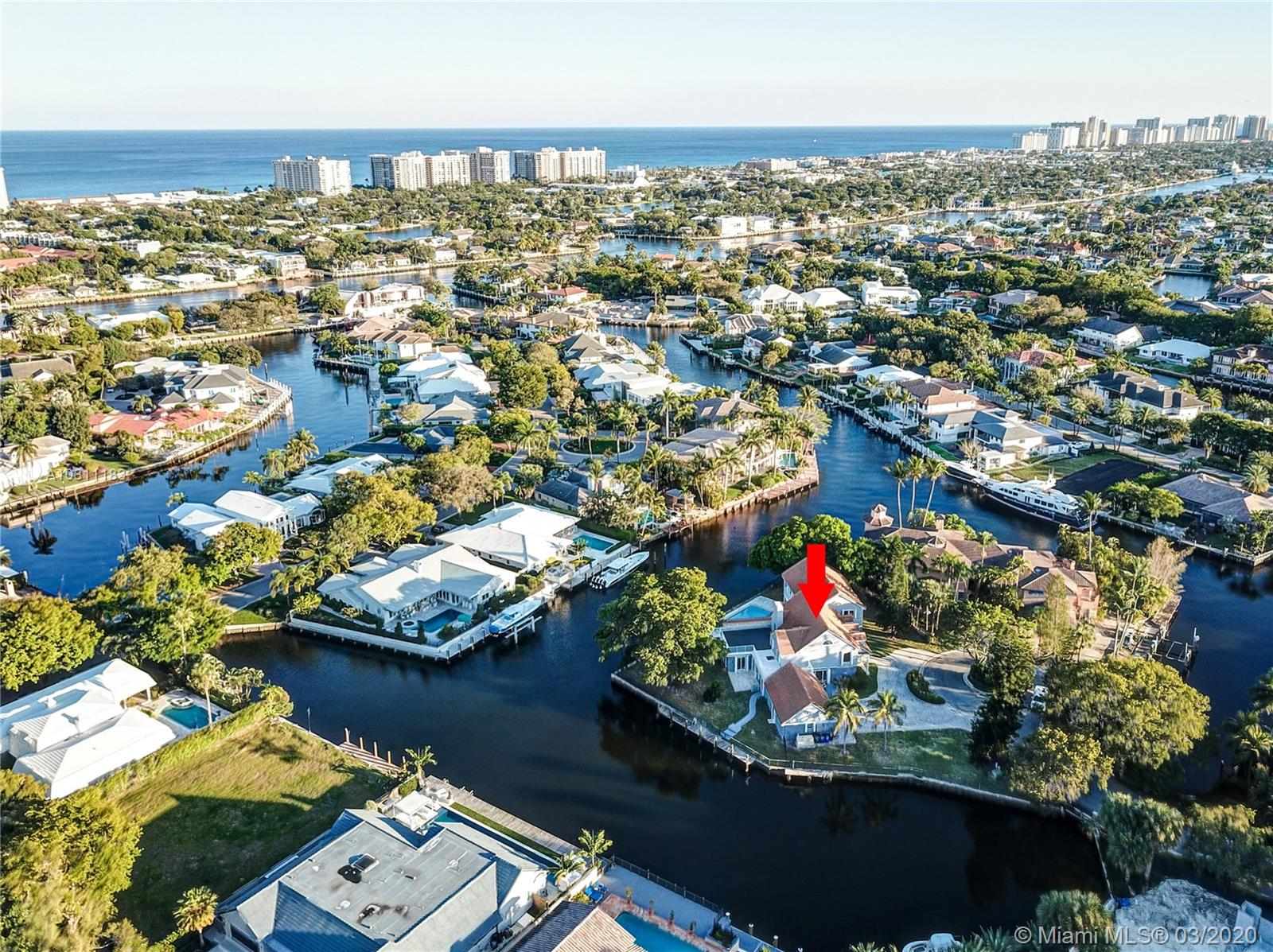 10 Compass Point, Fort Lauderdale, FL 33308
