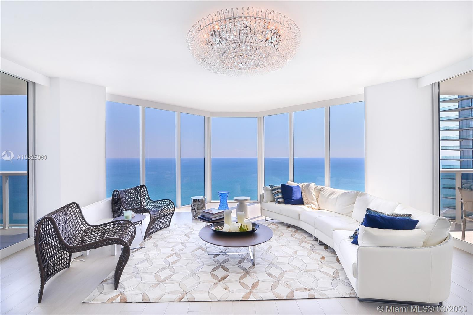 19111  Collins Ave #2508 For Sale A10825069, FL
