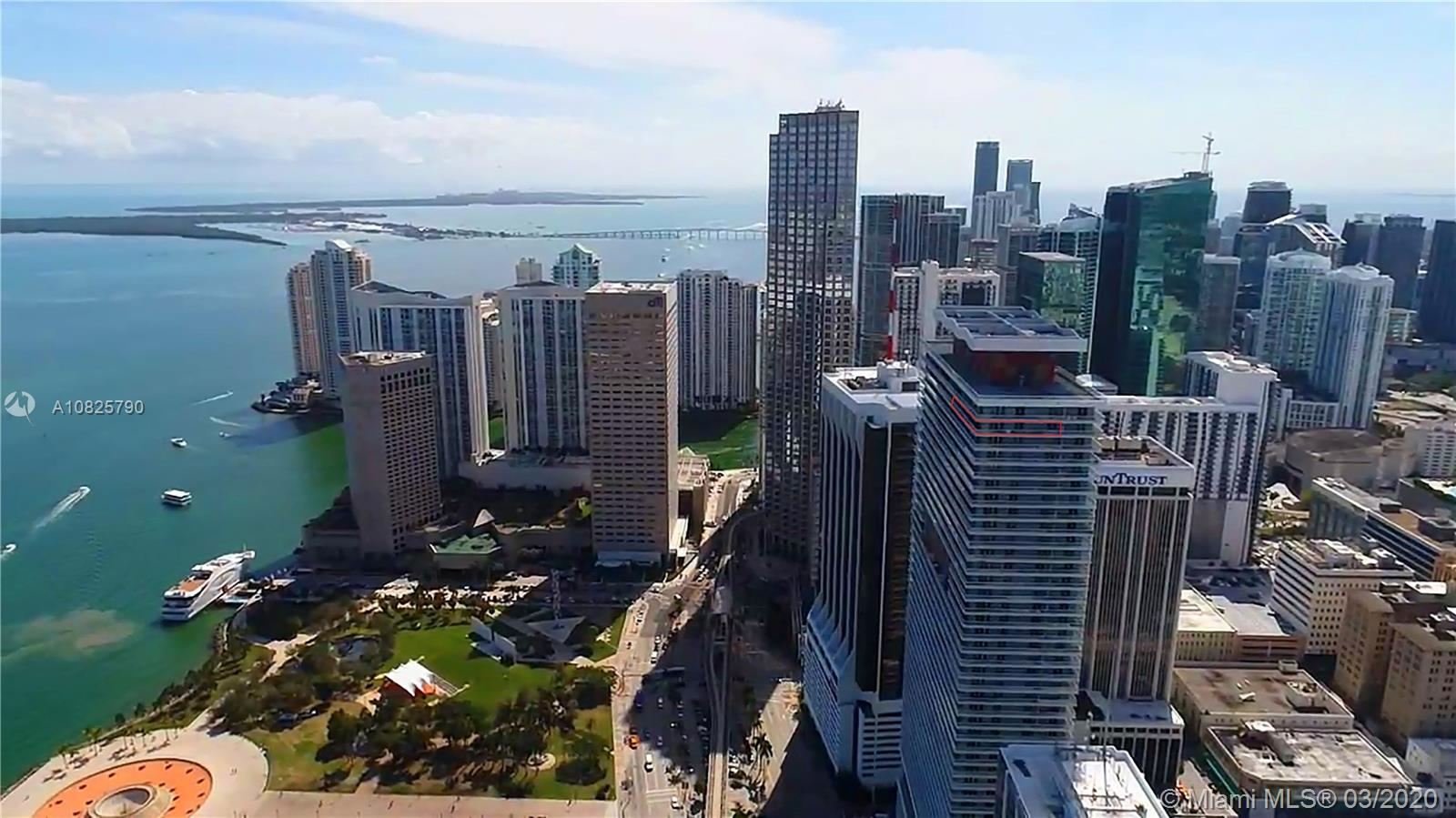 50  Biscayne Blvd #5302 For Sale A10825790, FL