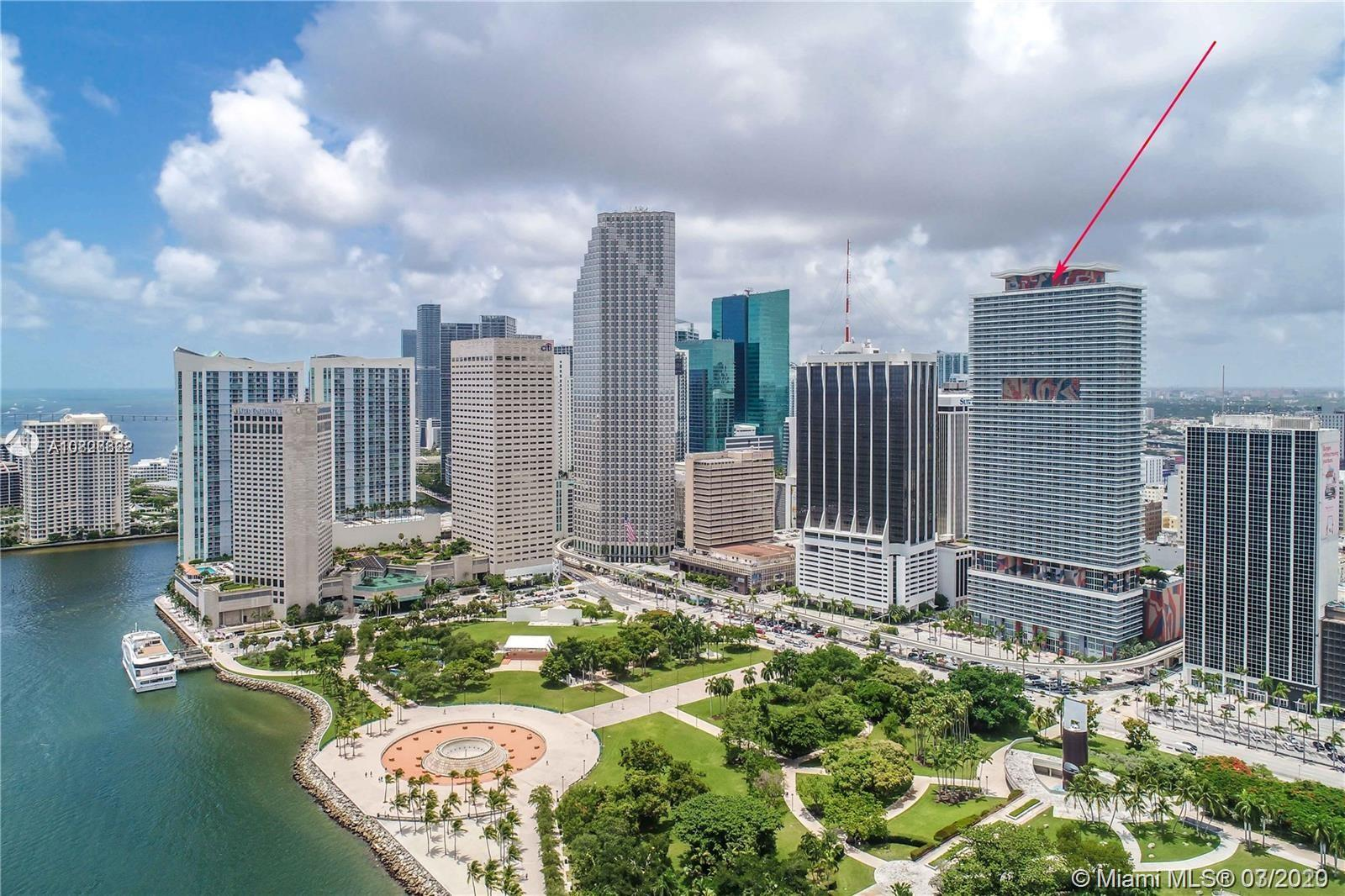 50  Biscayne Blvd #4004 For Sale A10826622, FL