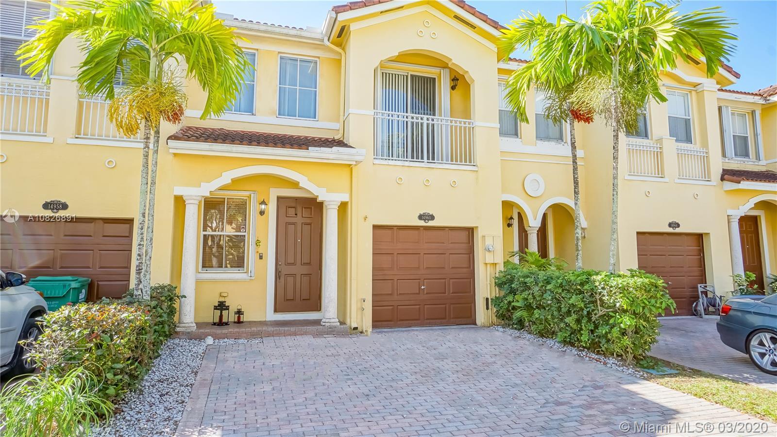 14960 SW 9th Ln 14960, Miami, FL 33194