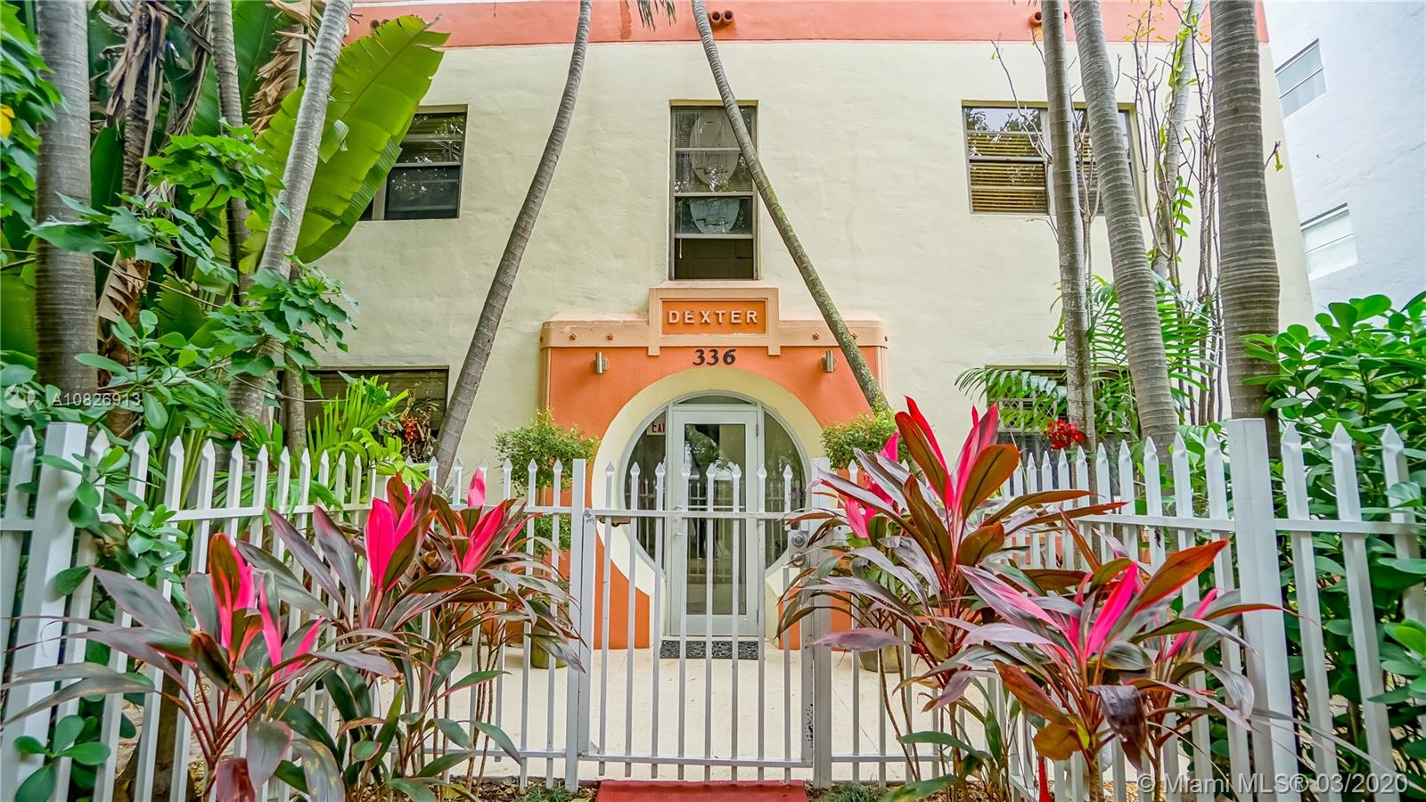336  Meridian Ave  For Sale A10826913, FL